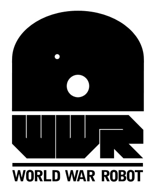 由Tom Muller设计的World War Robot的Logo