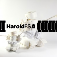 DIY配色的大小Harold