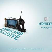 ATOM网店版额外附赠的遥控器