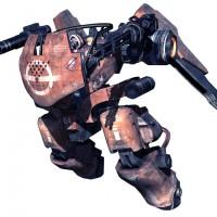 游戏中的GTF-11CC型载具