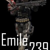 游戏中的Emile