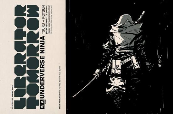 Underverse Ninja TQ-6